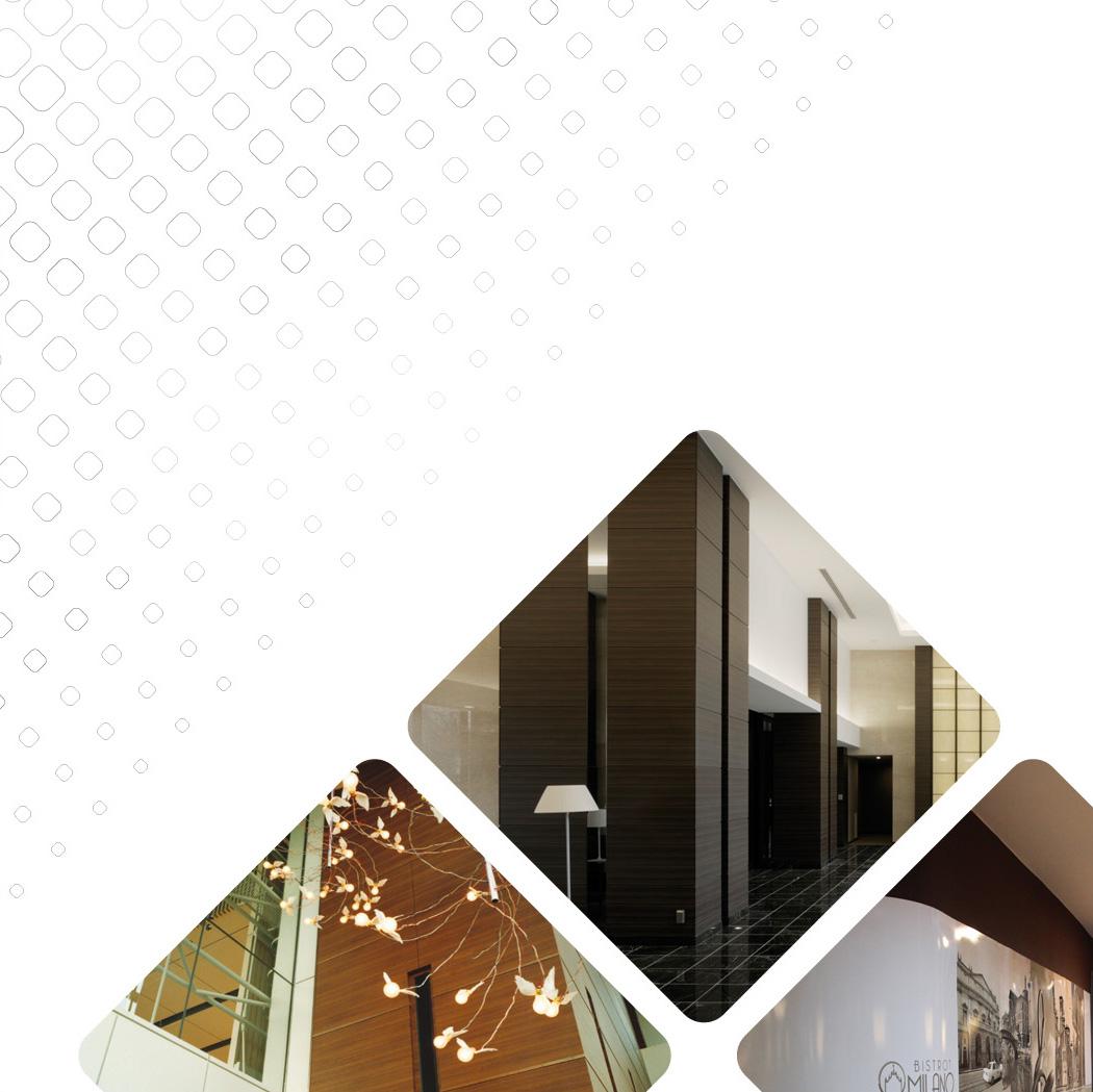 Interieur Design, 3M Di-Noc, Fasara, Wandgestaltung